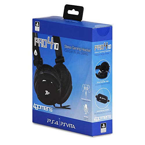 Ardistel - Stereo Gaming Headset (PS4, PS Vita)