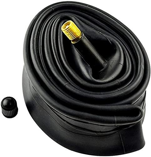 KUNYI Tubo Interno de Goma de butilo de Bicicleta 26x1.95/2.125 U.S. Boquillas para Piezas de Desgaste de neumáticos de Bicicleta de montaña