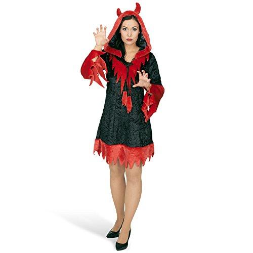 Costume donna classico strega taglia 40/42
