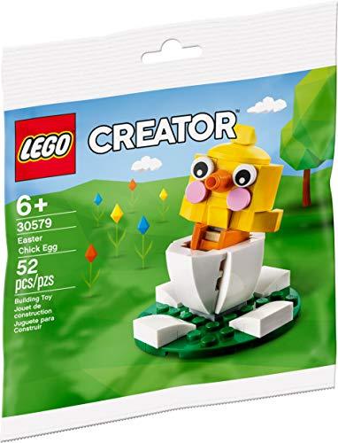 LEGO 30579 - Bolsa de plástico para pollitos de Pascua