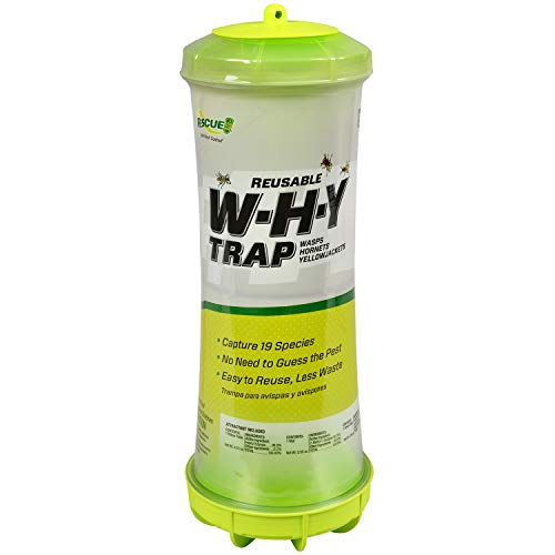 RESCUE! WHY Trap for Wasps, Hornets, &...