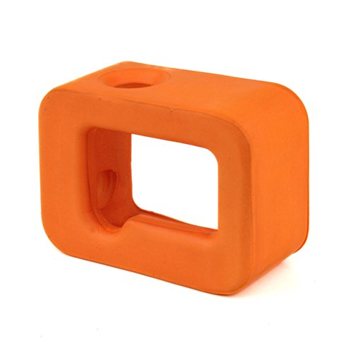 Orange Wasser Leicht Float Surf Case Schutzhülle schwimmend Tasche für GoPro Hero 5 Black