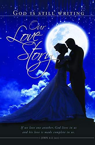 Bulletin-God Is Still Writing Our Love Story (Wedd