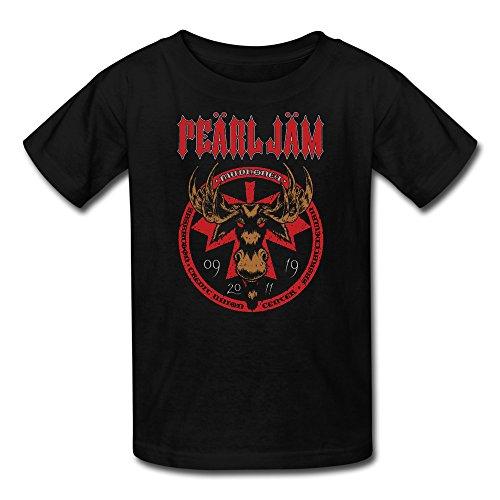 Pearl banda álbum Jam Fargo Póster de jóvenes: camiseta