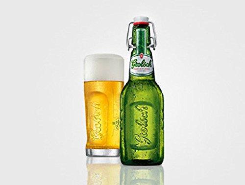 16 Flaschen Grolsch Bier Niederlande 0,45L Bügelflaschen inc.2.40€ MEHRWEG Pfand