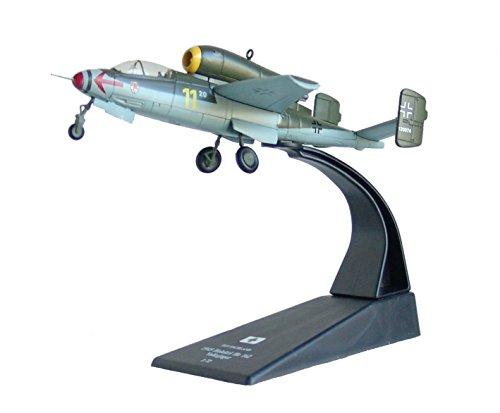 Heinkel He 162 Volksjager diecast 1:72 fighter model (Amercom SL-56)