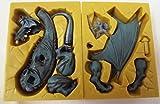 マテル 遊戯王 フィギュア 竜騎士ブラック マジシャン ガール 単品 並行輸入品