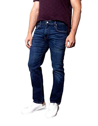 Lucky Brand Men's 223 Straight Leg Jeans (Rhone, 34Wx32L)