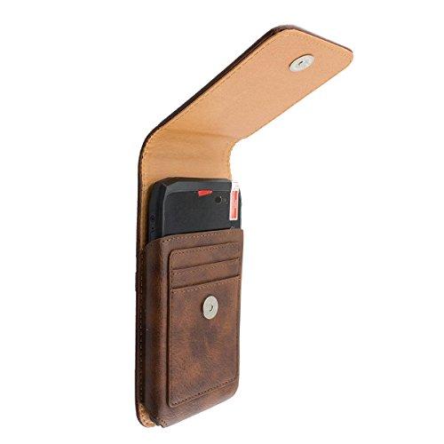 caseroxx Outdoor Tasche für Doogee S30, Tasche (Outdoor Tasche in braun)