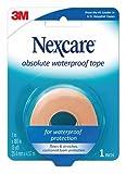 3.M Nexcare Absoluta Impermeable.–.Cinta de Primeros Auxilios, Multicolor...