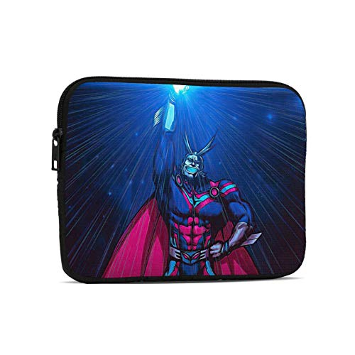 My Hero Academia Midoriya Izuku Anime Laptop Sleeve Case Bag Cover Lightweight Notebook Computer Liner Bag Shockproof Business Carrying Cover Briefcase Ultra Portable Bag 7.9 Inch