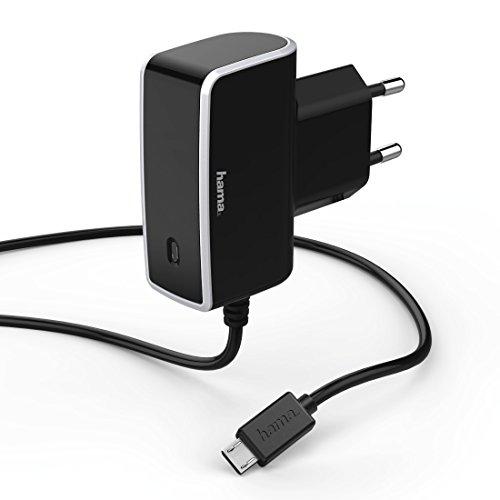 Hama - Cargador rápido de viaje (micro USB)