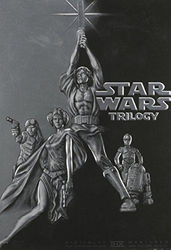 Star Wars Trilogy [Reino Unido] [DVD]