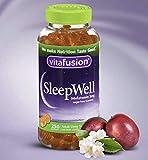 Vitafusion SleepWell, 1 Pack, 250 Gummies