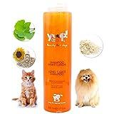 Yuup! Shampoo per Cani Manti Lunghi 500ML | Ridona Lucentezza e Pettinabilità, Shampoo Cani, Cani Pelo Lungo, Pelo Corto, Cuccioli Cani, Shampoo Professionale Cane, Profumato, Delicato