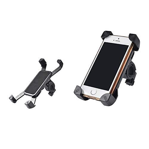 (エーアンドアイ) A&I スマホホルダー 自転車 バイク スマホスタンド スマホ ホルダー 携帯ホルダー ロードバイク 360度回転 ゆうメール K150-110