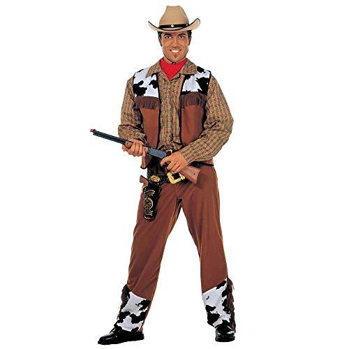 WIDMANN Widman - Disfraz de cowboy para hombre, talla L (37483)