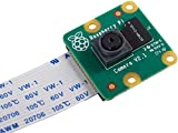 Raspberry Pi Camera Module V2 ラズベリーパイ カメラモジュール ソニーIMX219PQ CMOS画像センサ 8メガピクセル Raspberry Pi 4、3B+、3B、Zero/Zero W及び殆どのシングルコンピューターに対応可能