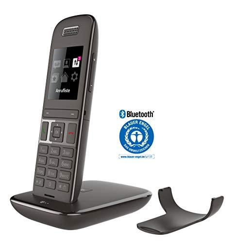 Telekom Speedphone 51 (mit Basis und Anrufbeantworter schwarz - Festnetztelefon - Schnurlos)