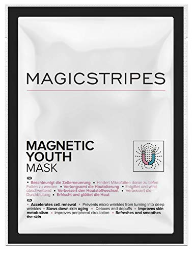 Magicstripes Magnetic Youth Mask, Einzelmaske