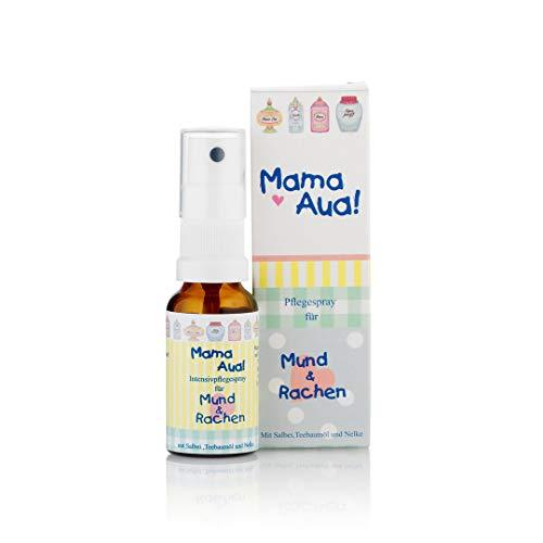 MAMA-AUA MUND- & RACHEN SPRAY - 20 ml