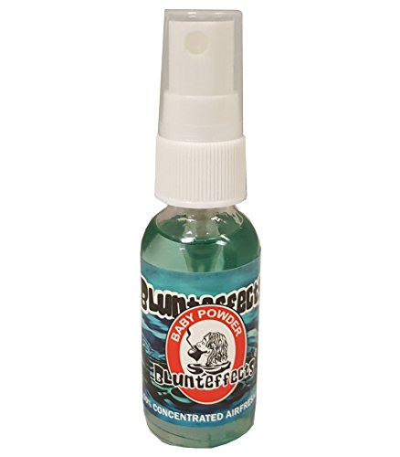 Blunteffects/Blunt Effects 100% Concentrated Odor Air Freshener Home & Car Spray (Baby Powder)