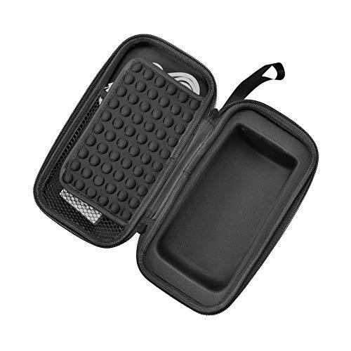 Generic Lautsprechertasche Eva wasserdichte tragbare Tragetasche mit Reißverschluss und innenliegender Netztasche für Bose Sound Link Revolve I/II-Lautsprecher