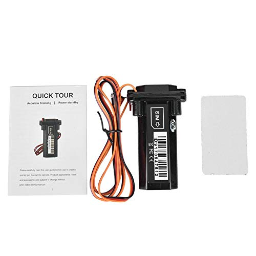 GPS Tracking Locator, Abs Material, Easy To Install Gps Tracking Equipment For Cars, Motorcycles, Electric Bicycles, Tracker Locator, Global Positioning System