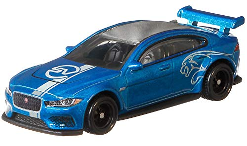 Fast and Furious Hot Wheels X Vehículo - Jaguar XESVP Project 8