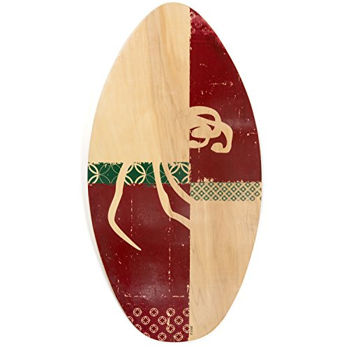 Skimboard Wooden 5th Anniversary Gifts for Men