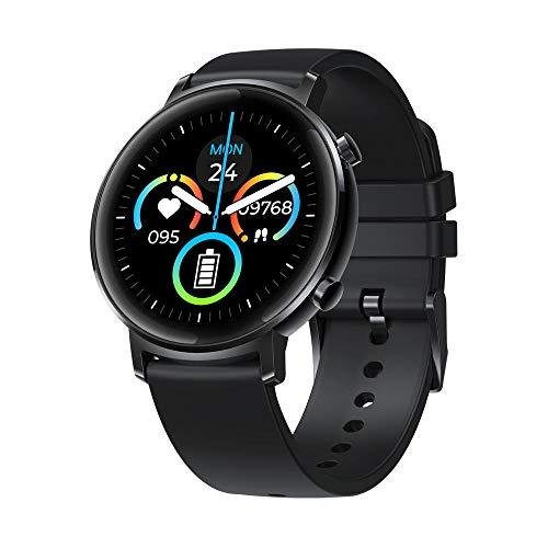 Zeblaze Nuevo GTR Health & Fitness Smartwatch Cuerpo de Metal 3 ATM 30 días de duración de la batería Reloj Inteligente 2020 Reloj para-Negro
