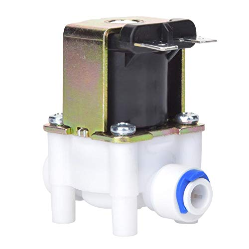Guiada, larga vida plástica y duradera; agua plástica 12V-300MA eléctrica para uso doméstico