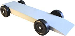 Pinewood Derby Complete BSA Car Kit - The Lazer