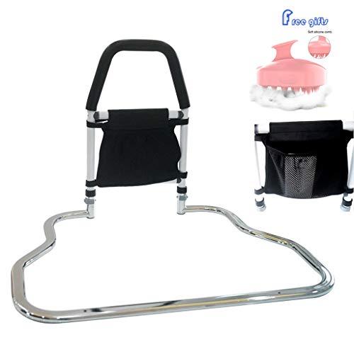 HIMAmonkey Bettgitter für ältere Bettgitter für Senioren Bed Side Handrail Handicap Haltegriff für Erwachsene Senior Handlauf für King Queen,1PCS