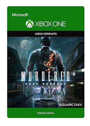 Murdered: Soul Suspect  | Xbox One - Código de descarga