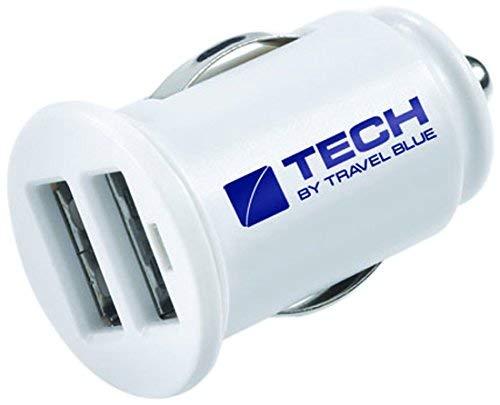 Travel Blue 2 USB-oplader voor in de auto