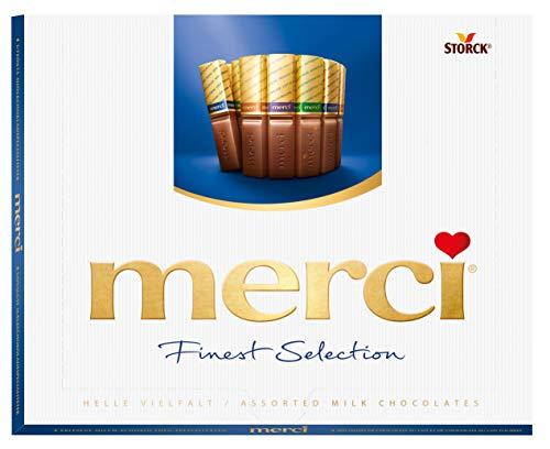 merci Finest Selection Helle Vielfalt – 1er Pack (1 x 250g Packung)