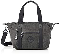 Small handbag (with removable shoulderstrap) 100 Percent Polyester 21 Height x 34 Width x 18.5 Depth cm 0.46 kg Water repellent