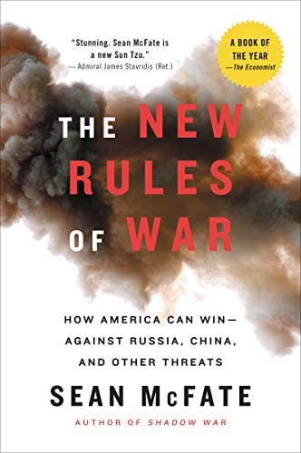 The New Rules of War How America Can Win Against Russia China and Other Threats product image