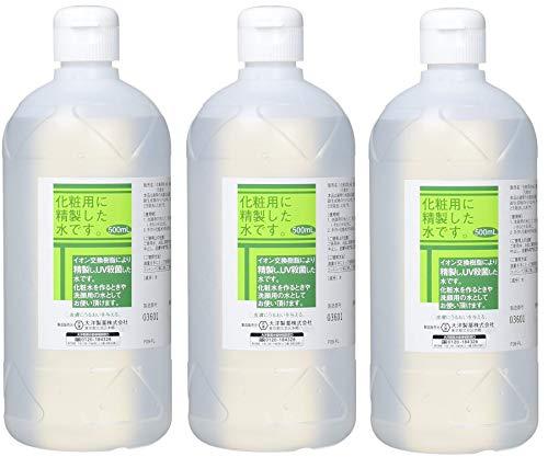 大洋製薬 化粧用水 500ML【3個セット】