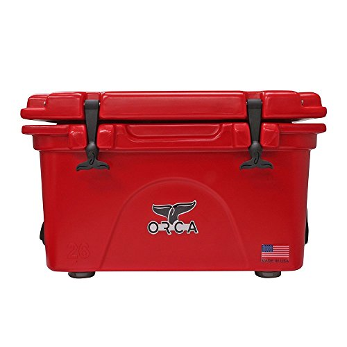 ORCA Cooler, Red/Red, 20 quart