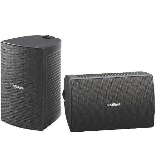 Yamaha Ns-aw294 Indoor/Outdoor Speaker System Pair 2-Way Black Weatherproof 2013