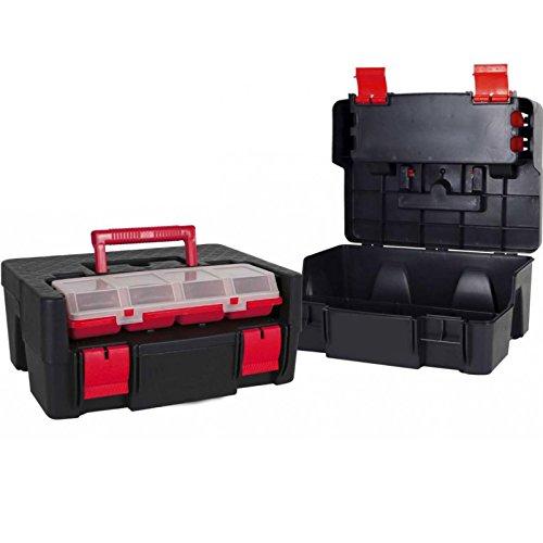Lenox–Werkzeugkasten Angel Box Werkzeugkasten Werkzeugkoffer Basteln Angel Koffer