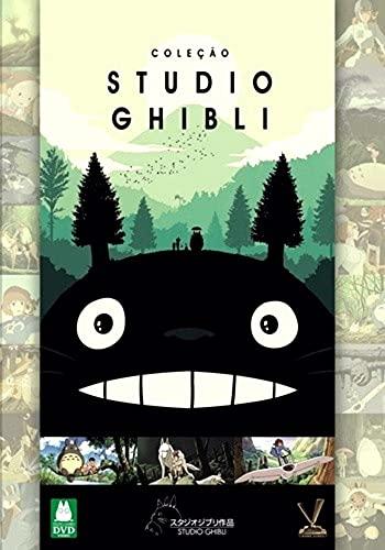 Box Coleção Studio Ghibli - Vol. 1 [ 3 DVDs ]