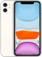 Apple iPhone 11 Akıllı Telefon,256 GB, Beyaz, Kulaklık ve Adaptör Hariç (Apple Türkiye Garantili)