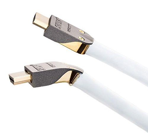 Supra HDMI Kabel 12m / abnehmbares Steckergehäuse (high speed with ethernet)