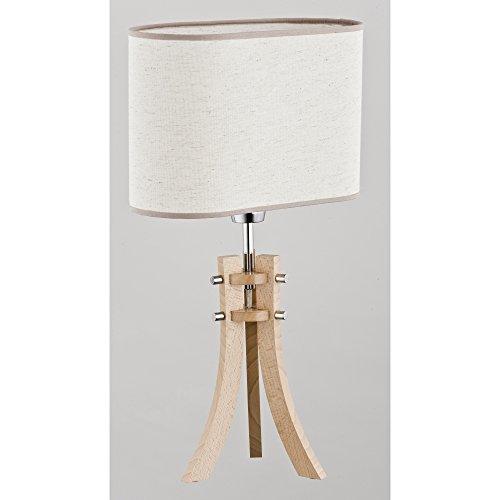 ALFA Defa 1 Lampe de Chevet Lampe à Poser Luminaire Lampe de Table lumière Interieur