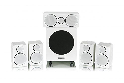 Wharfedale DX-2 Lautsprecher, Weiß