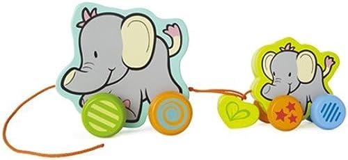 [Hape Echo] elephant family