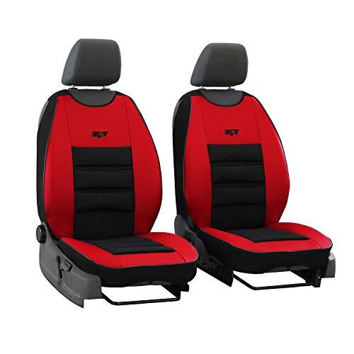 GSC Sitzbezüge Universal Schonbezüge 1+1 kompatibel mit OPEL VIVARO B